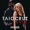 Taio Cruz & Kylie Minogue - Higher (feat. Kylie Minogue) grafismos