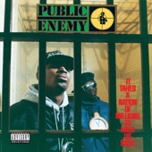 Public Enemy - Terminator X To The Edge Of Panic