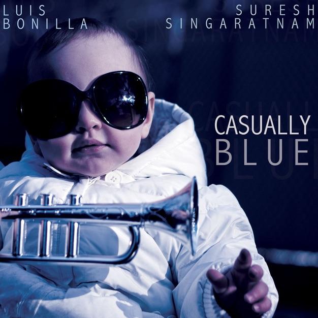 Album Casually Blue