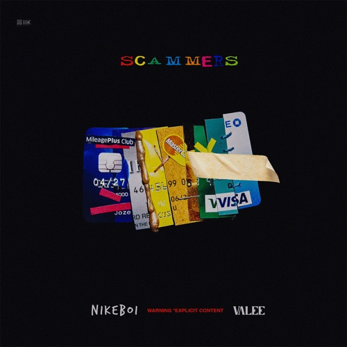 NikeBoi - Scammers (feat. Valee) - Single
