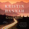 Kristin Hannah - The Great Alone  artwork