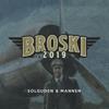Solguden & Mannen - Broski 2019 artwork