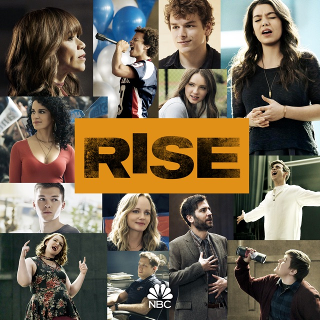 Rise Rise, Season 1 Album Cover