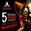 Chilling Tales for Dark Nights - 5 Seriously Scary Stories That Will Give You Nightmares (Chilling Tales for Dark Nights)  artwork