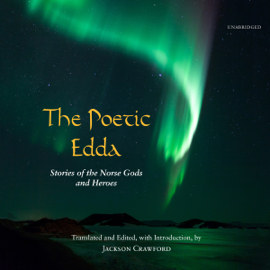 The Poetic Edda: Stories of the Norse Gods and Heroes (Unabridged) audiobook