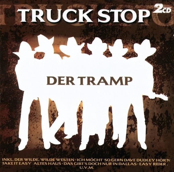 Truck Stop mit Die Frau mit dem Gurt