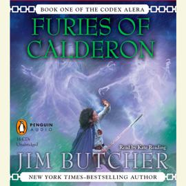 Furies of Calderon: Book One of the Codex Alera (Unabridged) audiobook