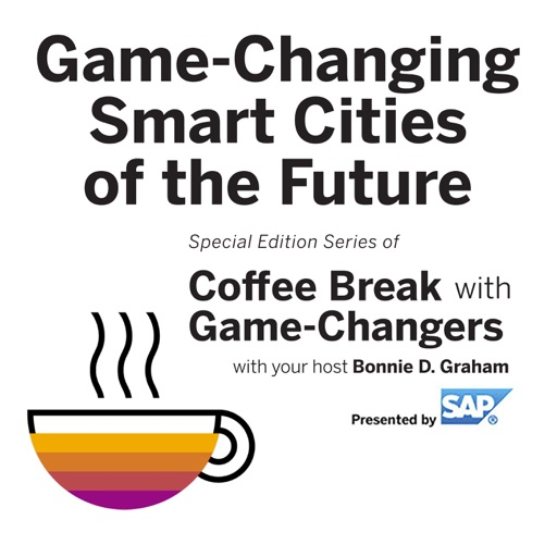 Cover image of Game-Changing Smart Cities of the Future, Presented by SAP