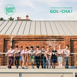 Golden Child 1st Mini Album [Gol-Cha!] – EP – Golden Child
