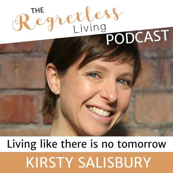 The Regretless Living podcast