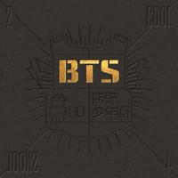 BTS - 2 Cool 4 Skool artwork