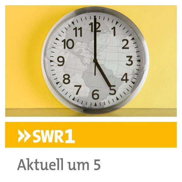 SWR1 Aktuell um 5