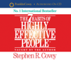 Stephen R. Covey - The 7 Habits Of Highly Effective People (Abridged)  artwork