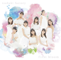 つばきファクトリー - first bloom artwork