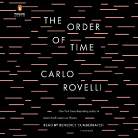 The Order of Time (Unabridged) audiobook