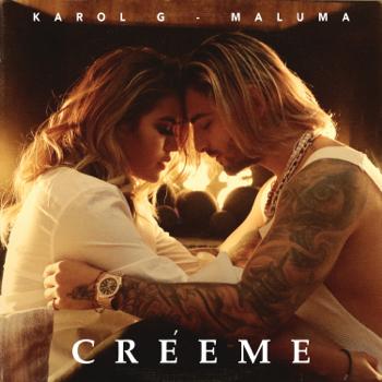 Karol G & Maluma Créeme music video