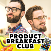 Podcast cover art for The Product Breakfast Club