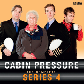 Cabin Pressure: The Complete Series 4 audiobook