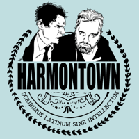 Podcast cover art for Harmontown