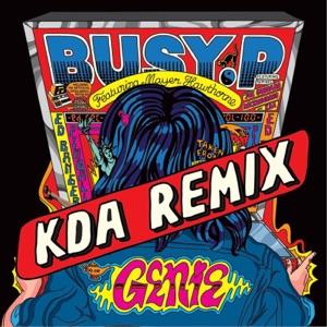 Genie (feat. Mayer Hawthorne) [KDA Remix] - Single Mp3 Download