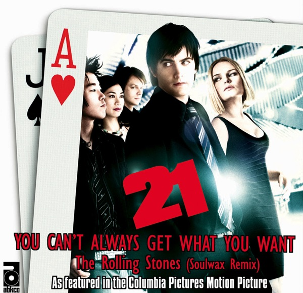 You Can't Always Get What You Want (Soulwax Remix) [As Featured In the Columbia Pictures Motion Picture] - Single