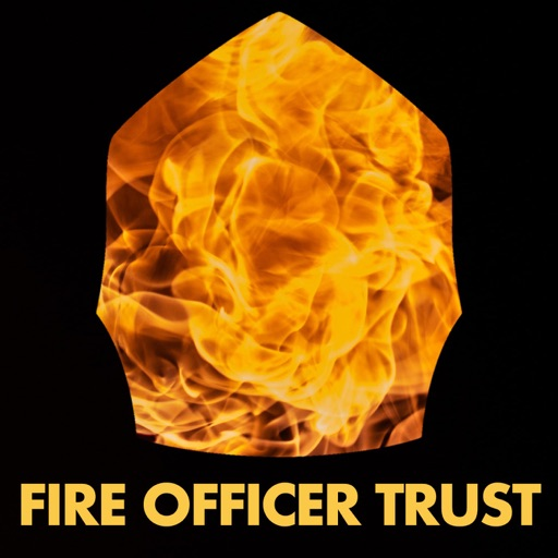 Cover image of the fire officer trust podcast