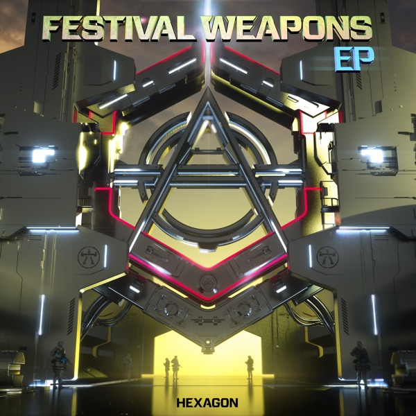 Various Artists – Hexagon Festival Weapons Ep [iTunes Plus AAC M4A