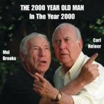 Mel Brooks & Carl Reiner - Famous People