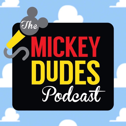 Cover image of The Mickey Dudes Podcast