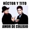 Hector y Tito - Amor de Colegio ilustración
