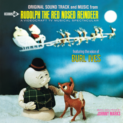 Burl Ives - Rudolph the Red Nosed Reindeer (Original Sound Track and Music From) Lyrics