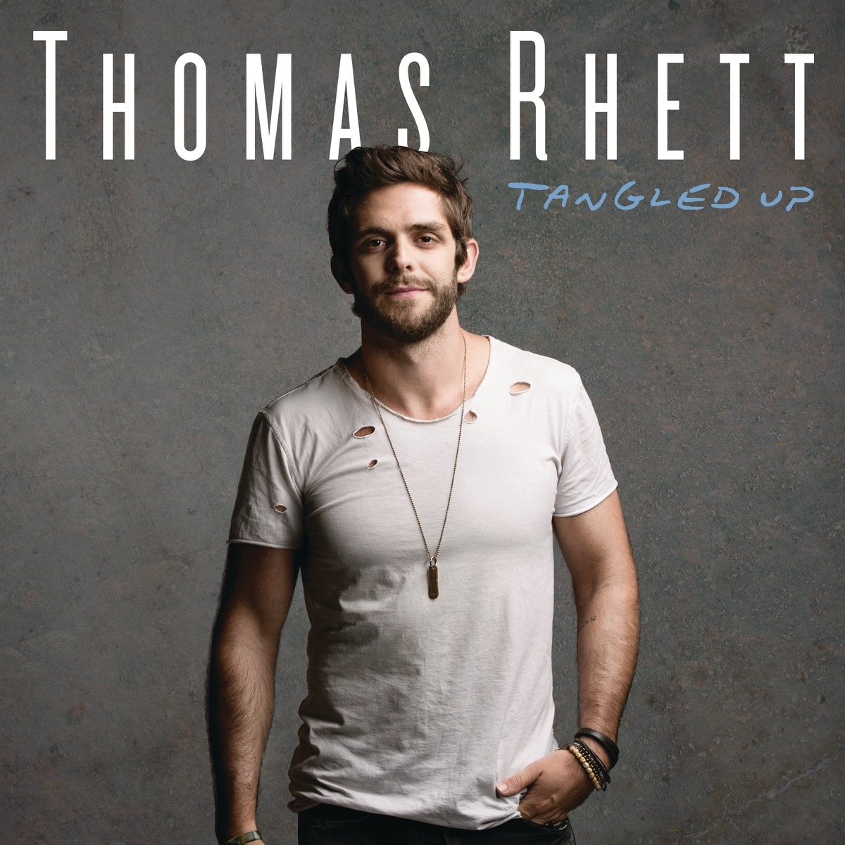 Die a Happy Man - Single Thomas Rhett CD cover