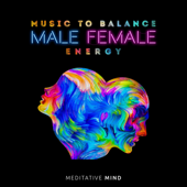 Music to Balance Male Female Energy - Meditative Mind Cover Art