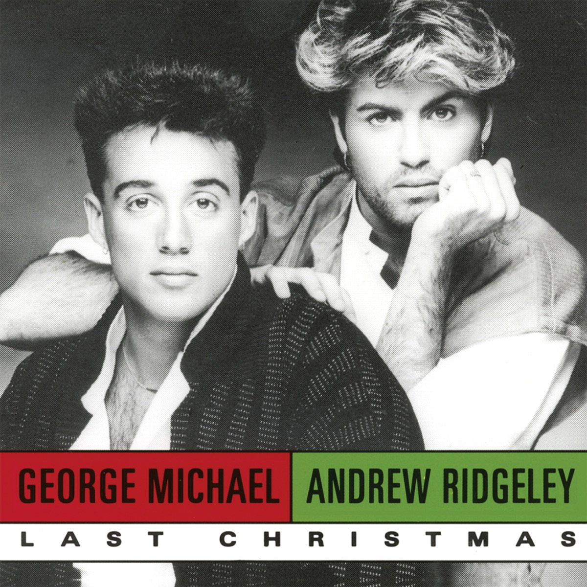 Last Christmas Album Cover.Last Christmas Single Album Cover By Wham