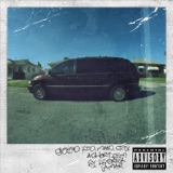 """The album art for """"good kid, m.A.A.d city (Deluxe)"""" by Kendrick Lamar"""