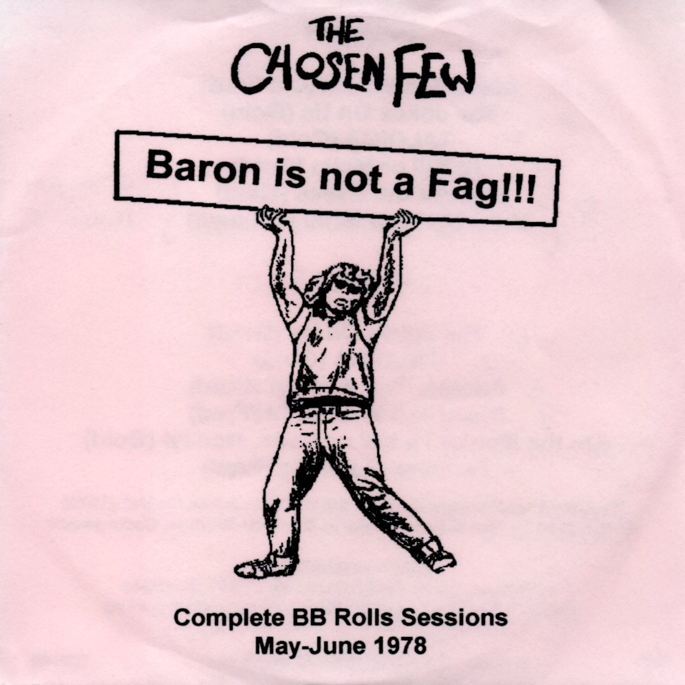 Baron Is Not a F*g
