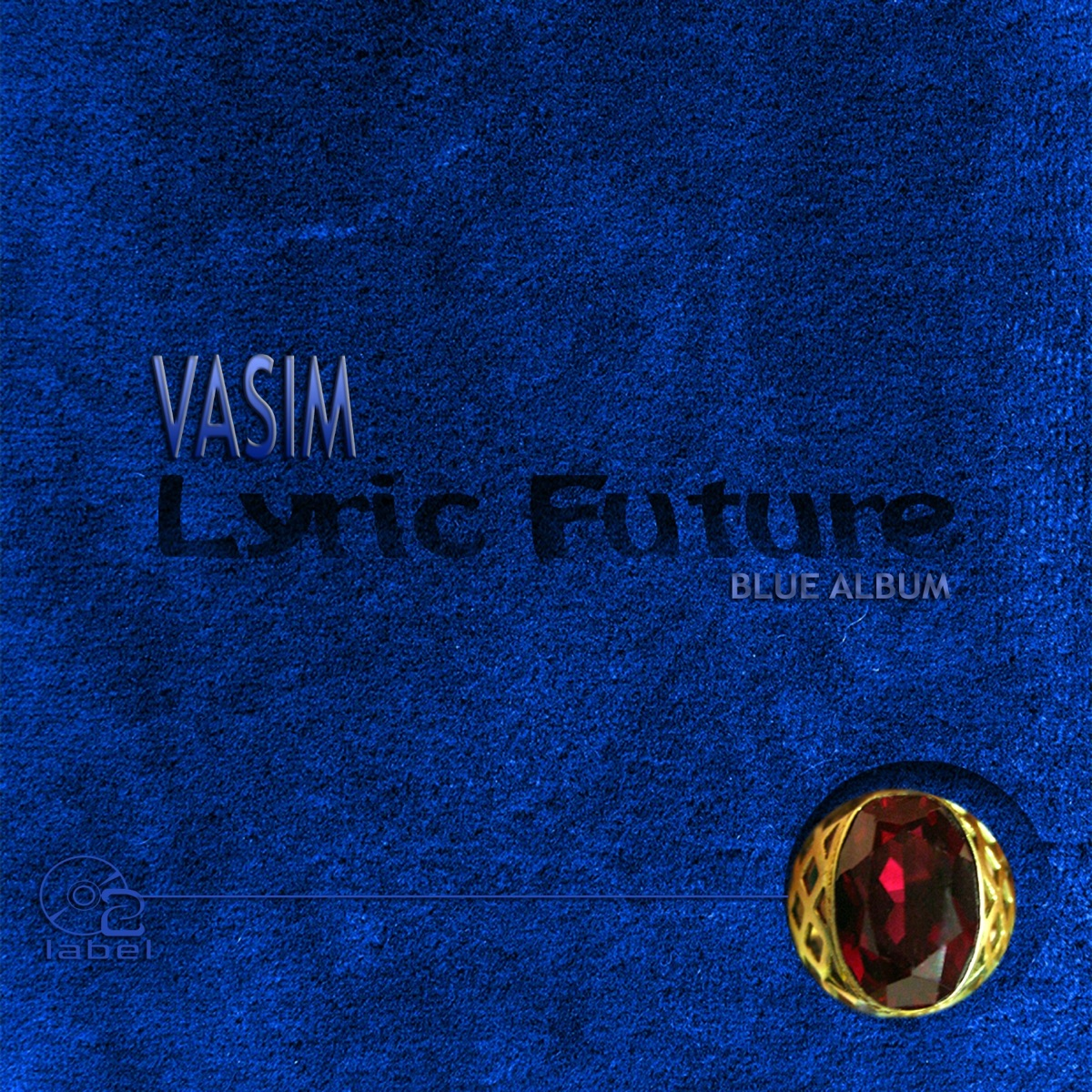Lyric Future Vasim CD cover