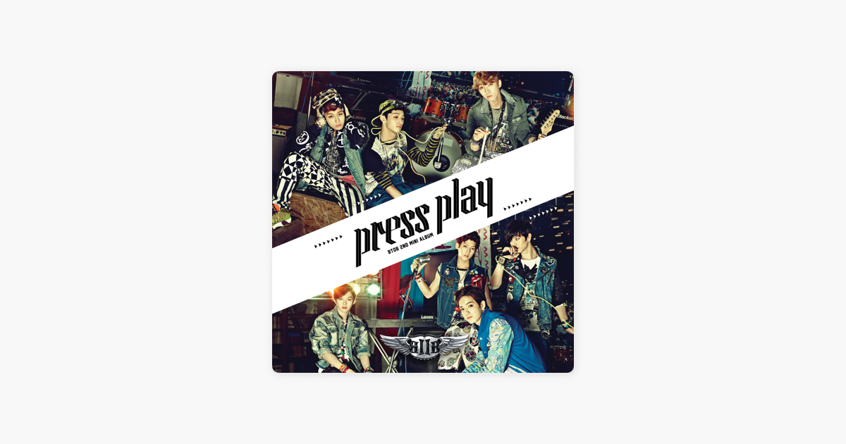Press Play - EP by BTOB
