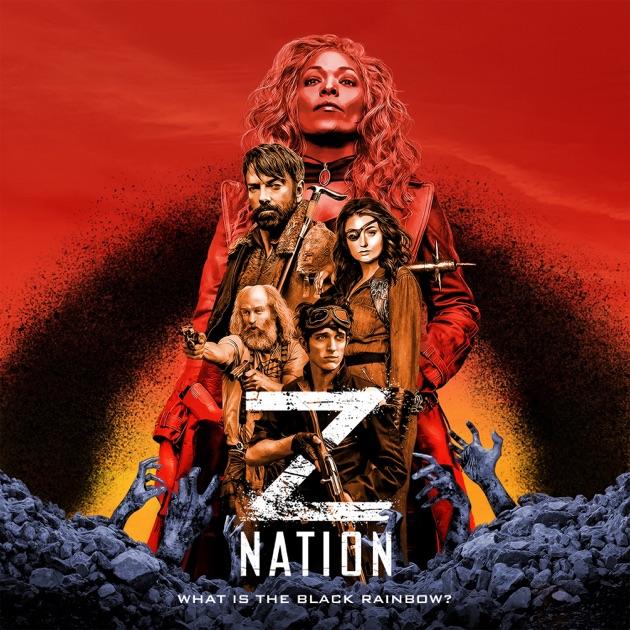 Z Nation, Season 4 On ITunes