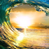 Ocean Sounds, Waves Hard & Chill Sounds - Ocean Waves on Tropical Island artwork