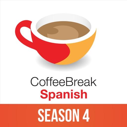 Cover image of Coffee Break Spanish