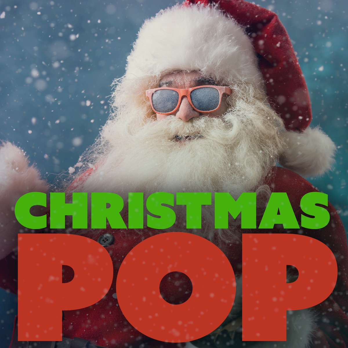 Christmas Pop Various Artists CD cover