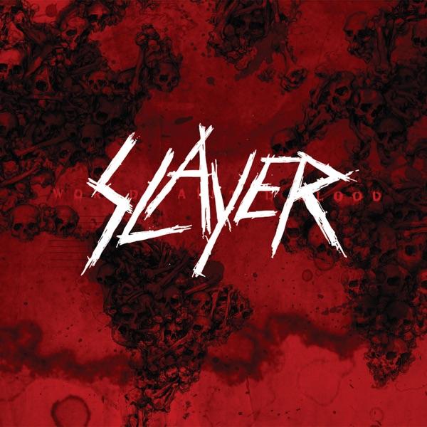 Slayer mit World Painted Blood