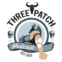 Podcast cover art for The Three Patch Podcast