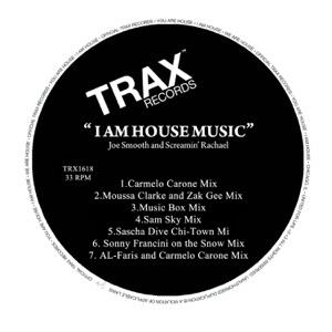 Joe Smooth & Screamin' Rachael - I Am House Music