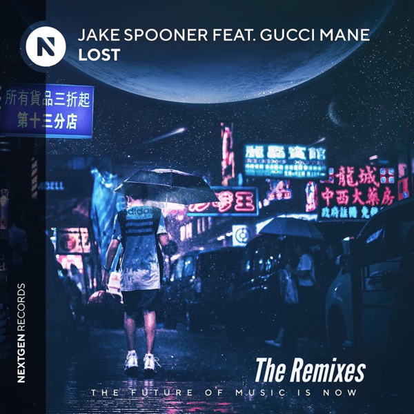 Jake Spooner - Lost (ft. Gucci Mane) Remixes]