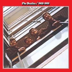 View album The Beatles 1962-1966 (The Red Album)