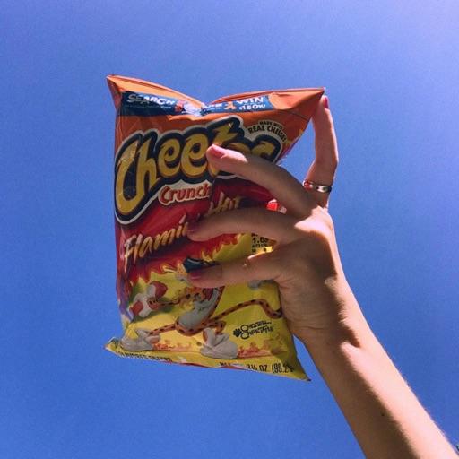 Flaming Hot Cheetos - Single