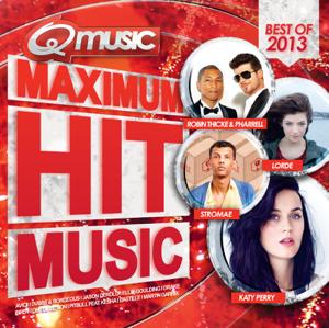 Various Artists - Maximum Hit Music Best of 2013