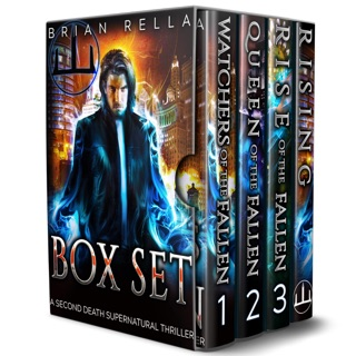 The Second Death Supernatural Thriller Series: Books 1-3 and